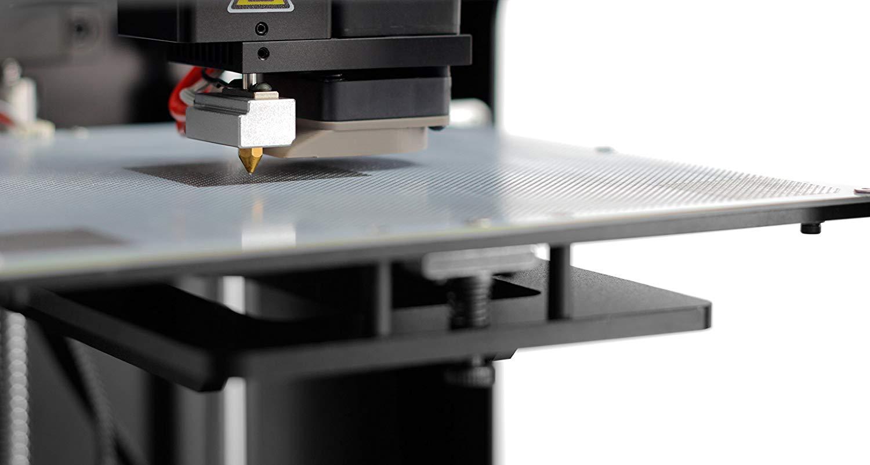 negro single extrudir Zortrax M200 3D-impresora