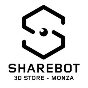 Sharebot NG Impresora 3D con un Extrusor Negro, Color Negro